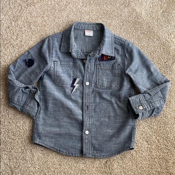 Gymboree Other - Boy's Chambray Button-Down Shirt
